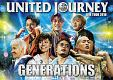 GENERATIONS LIVE TOUR 2018 UNITED JOURNEY(通常盤)