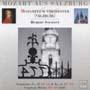 ザルツブルクからのモーツァルト I~交響曲第39番&第34番&メヌエット
