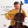 J.S.バッハ:無伴奏チェロ組曲(全曲)(HYB)