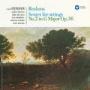 ブラームス:弦楽六重奏曲第1番、第2番