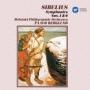 シベリウス:交響曲第1番、第6番