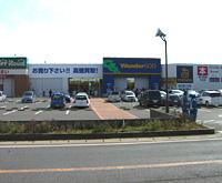 WonderGOO TSUTAYA 八街店